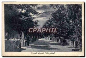 Postcard Old Cixske Kupele