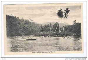 Rio Ribeiro Afonsso, S. Thome, 1910s