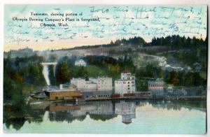 Tumwater, Olympia Brewing Co Plant, Olympia WA
