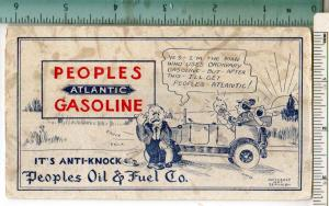 Peoples Atlantic Gasoline, Peoples Oil & Fuel Co