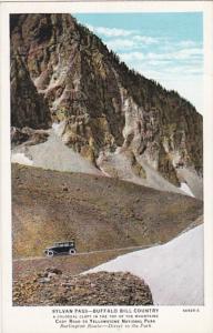 Colorado Sylvan Pass Buffalo Bill Country
