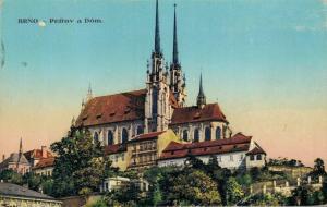 Czech Republic - Brno Petrov a Dom 02.25