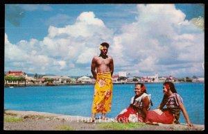 Apia Waterfront