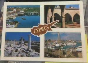 Cyprus Paphos Ayia Napa Curium Marina Larnaca - posted 1998