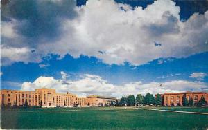 View of University of Wyoming, Laramie, WY, Chrome