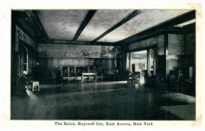 New York  East Aurora ,  Roycroft  Inn The Salon PMC
