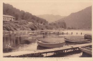 La Baie De Port-Cros Et Sa Ravissante Ceinture De Collines, France, 1910-1920s