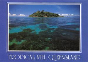 Australia Tropical Island on the Reef, Queensland
