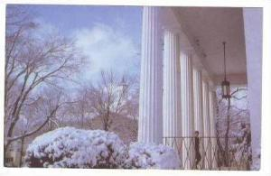 Miller Chapel, Princeton Theological Seminary, Princeton, New Jersey, 1940-60s