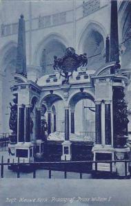 Delft, Meuwe Kerk, Praalgraf Prins Willem I, South Holland, Netherlands, 00-10s
