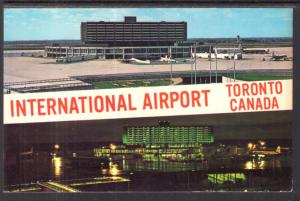 International Airport,Toronto,Ontario,Canada BIN