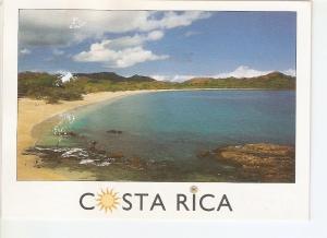 Postal 030553 : Costa Rica. Playa Conchal