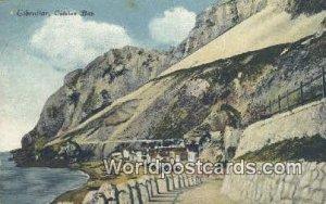 Catalan Bay Gibralter 1919