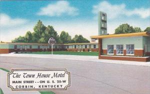 Kentucky Corbin The Town House Motel
