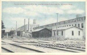 Factories of Kirsch MFG Co & Wilhelm Furniture Co in Sturgis, Michigan