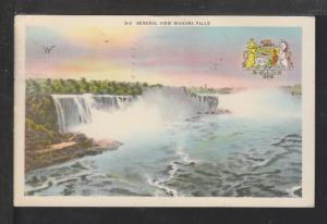 Niagara Falls,Niagara Falls,ON,Canada Postcard
