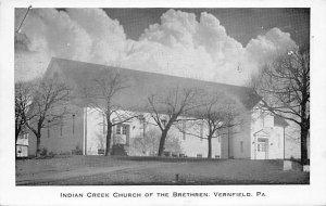 Indian Creek Church of Brethren Vernfield, Pennsylvania PA
