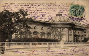 CPA PARIS 7e-Pavillon de la Légion d'honneur au Quai d'Orsay (327408)