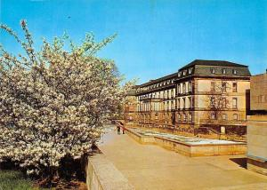 Hannover Das Leineschloss Promenade Chateau Castle