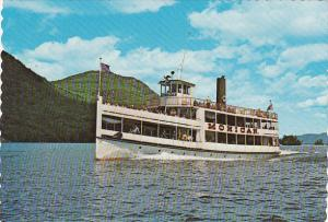M V Mohican On Lake George New York