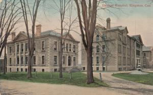 KINGSTON , Ontario , Canada ,1900-10s ; General Hospital version 2