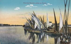Port De Boulac, Sail Boats, CAIRO, Egypt, 00-10´s