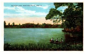 Wisconsin  Marinette , Thunder lake