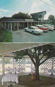 PIGEON FORGE , Tennessee , 50-60s ; Bunting's Apple Tree Inn
