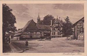 Germany Goslar Frankenberger Plan