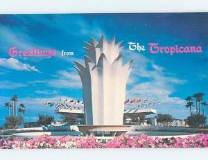 Pre-1980 TROPICANA CASINO HOTEL Las Vegas Nevada NV G9863