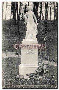 Old Postcard Bagneres de Bigorre Bagneraise muse