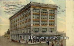 Odd Fellow's Building Oklahoma City OK 1911