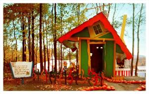 11880    NY Old Forge  the Enchanted Forest   Crooked House