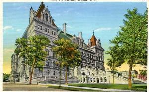 NY - Albany, State Capitol