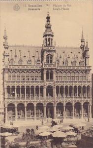 Belgium Brussells Kings House