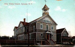 New York Syracuse Holy Trinity Church