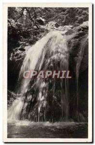 Postcard Modern Surroundings Of Valberg Cascade From Challandre
