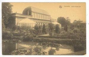 Leuven/Louvain, Belgium, 00-10s  Jardin botanique