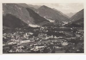 RP ; BAD ISCHL, Austria,  1928; gogen das Trauntal