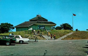 Massachusetts Cape Cod Provincetown Visitors Center Cape Cod National Seashore