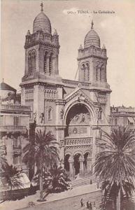 TUNIS, La Catedrale, Tunisia, 00-10s