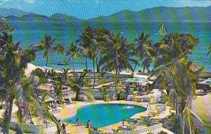 St Thomas Pineapple Beach Resort Swimming Pool