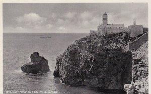 SAGRES , Portugal , 20-30s Lighthouse, Farol do Cabo de S. Vicente