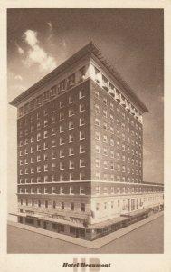 BEAUMONT , Texas , 1930s ; Hotel Beaumont