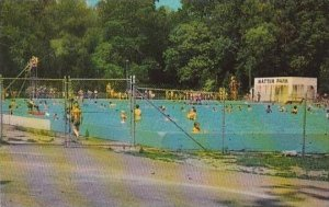 Indiana Marion Matter Park Swimming Pool
