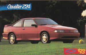 1993 Chevrolet Cavalier Z24
