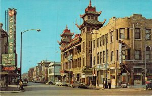 The Chinese Temple of Chicago, 22nd & Wentworth