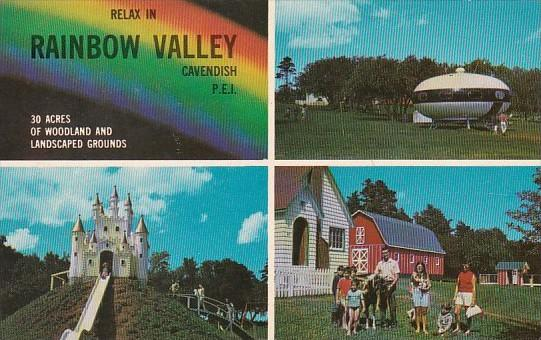 Canada Cavendish Rainbow Valley Multi View