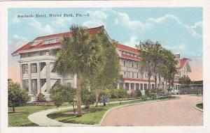 Street view showing Seminole Hotel, Winter Park, Florida, 00-10s