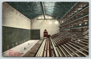 Habana Cuba: Long Baskettball Court (Racquetball/Handball)~Stands~c1910